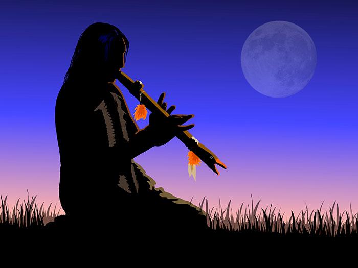 В древности люди знали, что с помощью звука можно даже путешествовать по Вселенной