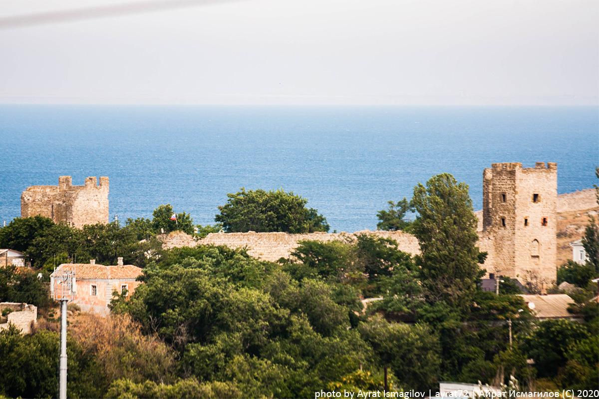 Крепость Кафа - путешествия и прочее — LiveJournal