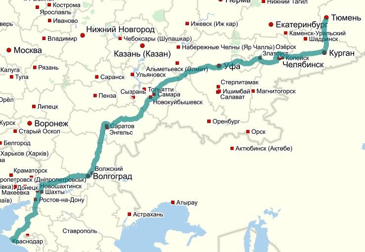 2005 Gelengik-Tyumen