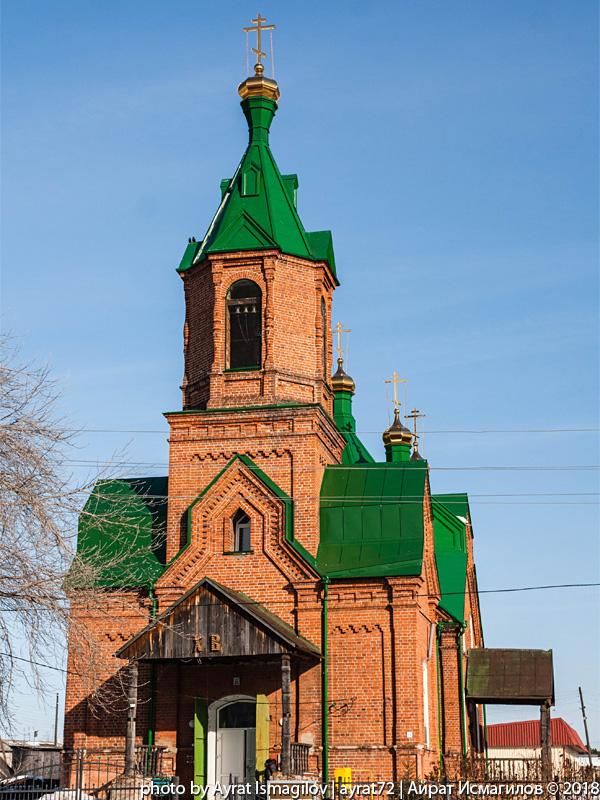 Храм села Созоново