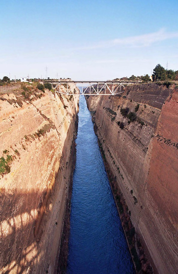 corinf canal