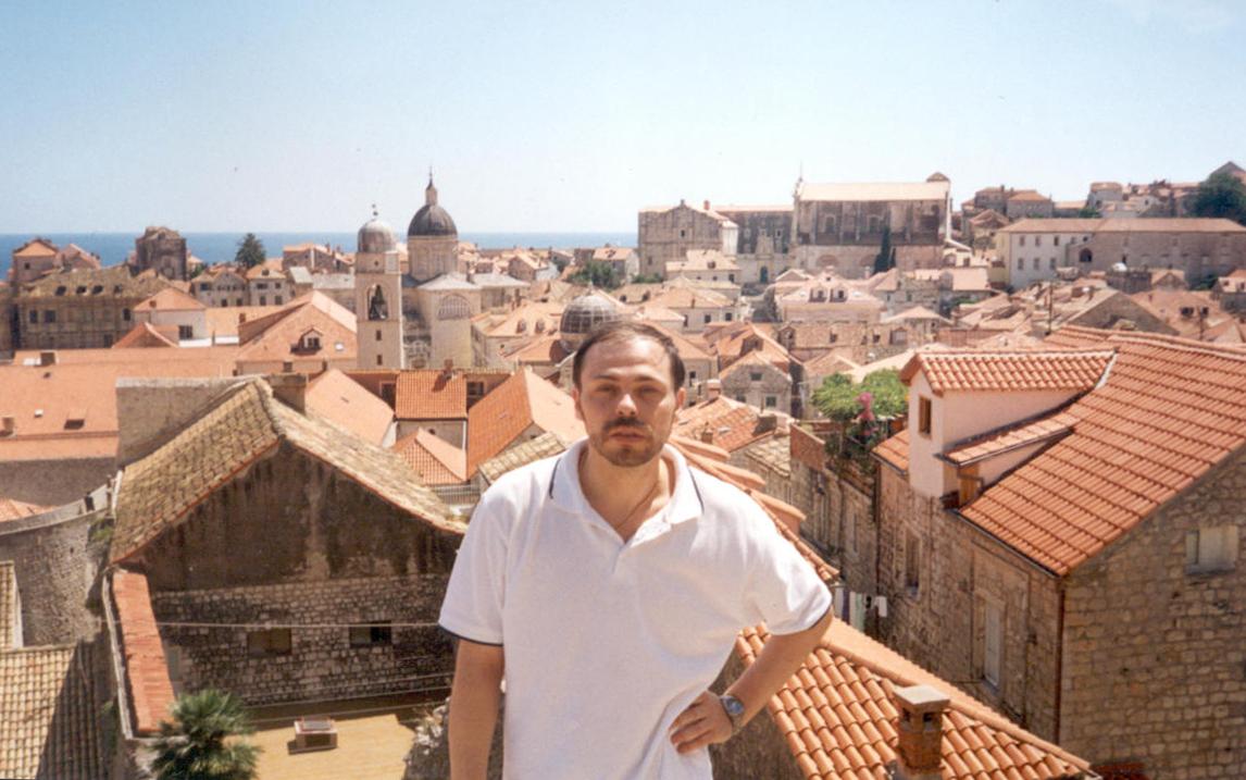 Alik na krishah Dubrovnika