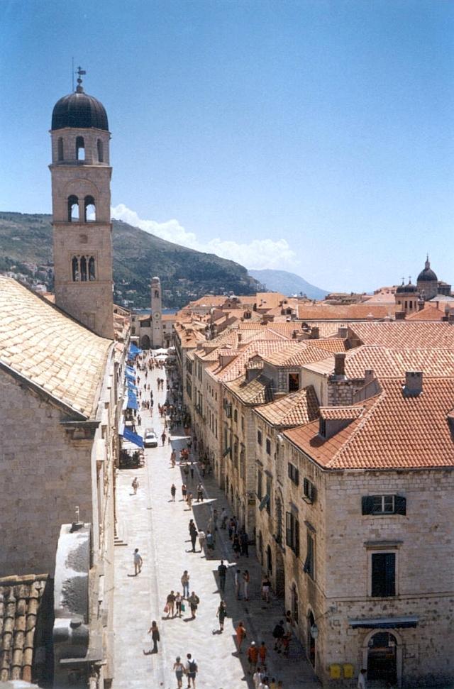 Glavnaia alleia Dubrovnika