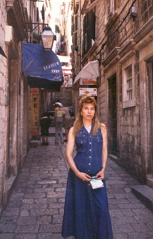 Lena na ulice