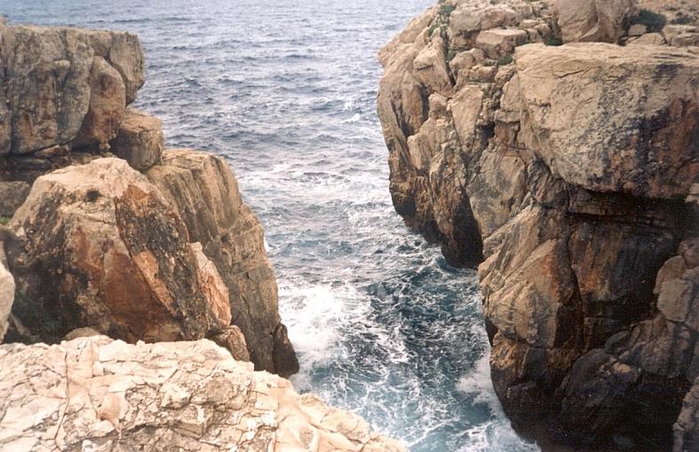 Lokrum - grot