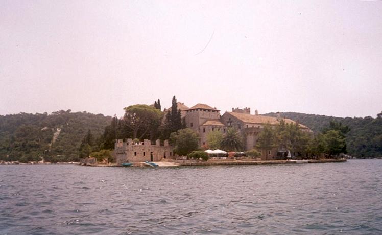 Ostrov sv Marii na Mlete
