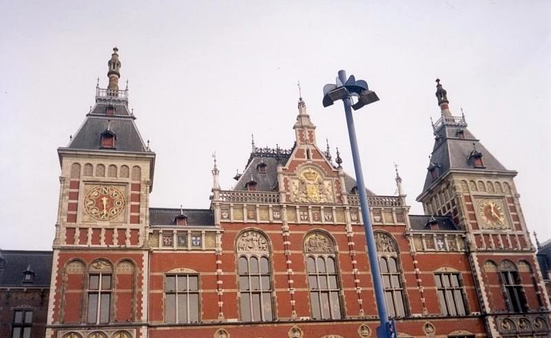 TahanamerkazitvAmsterdame