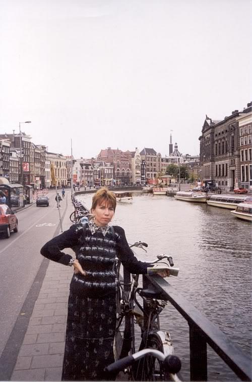 LenasvelosipedamivAmsterdame