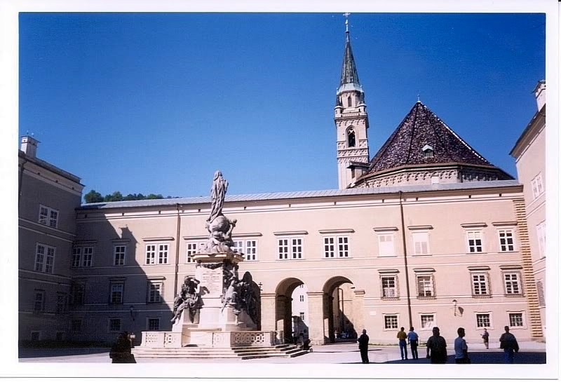 Zalzburg-dvorik