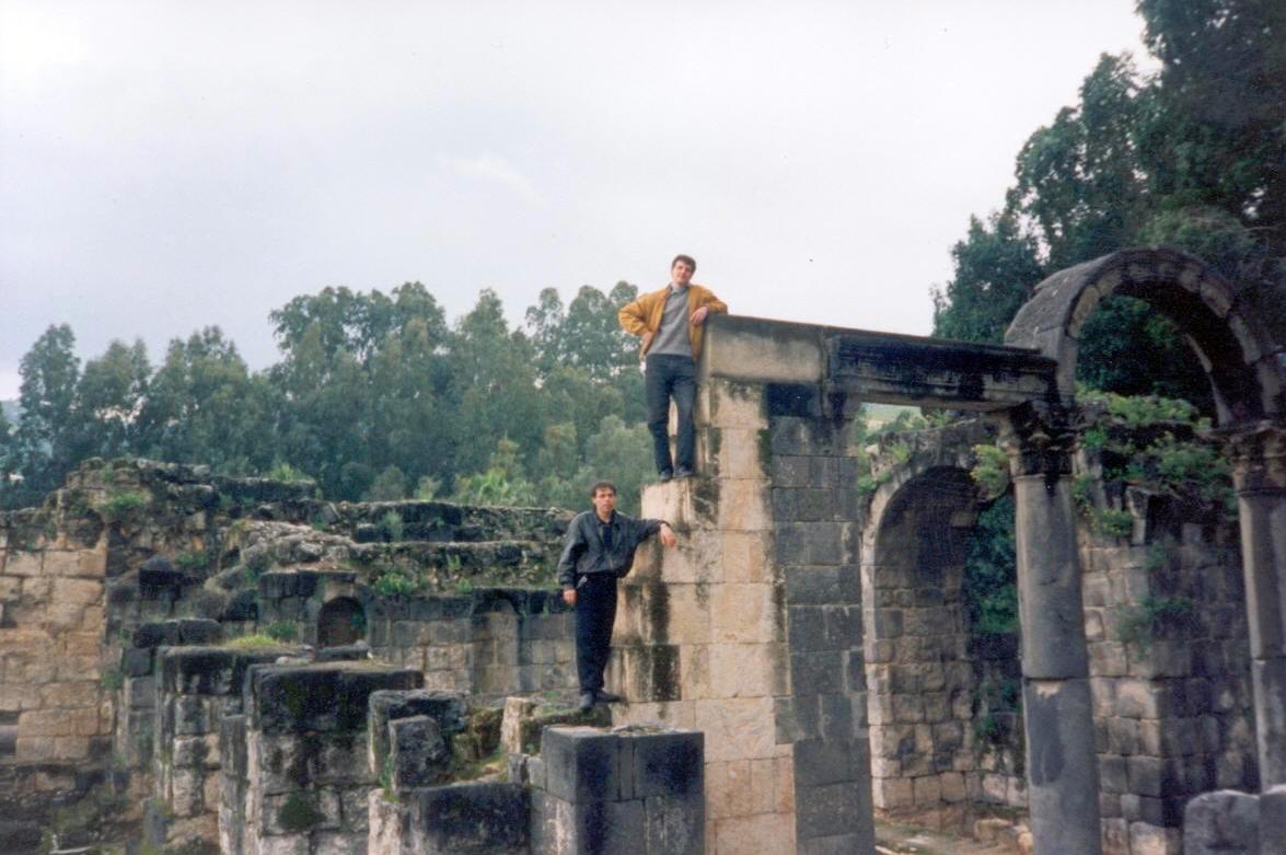 Alik i Baten'ka v Galilee