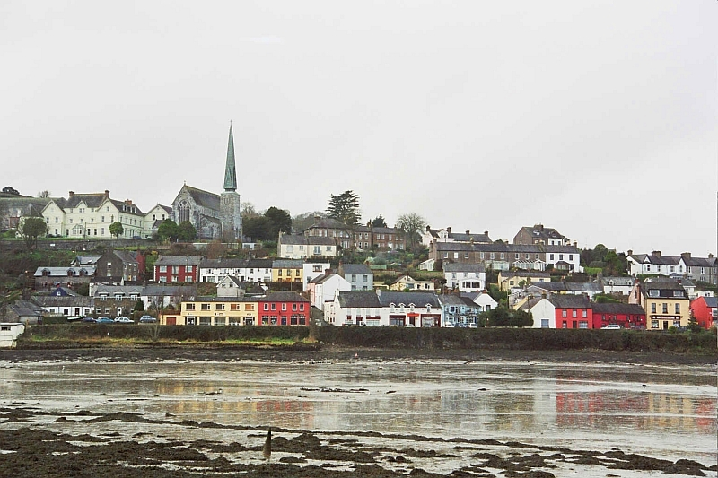 Crosshaven village