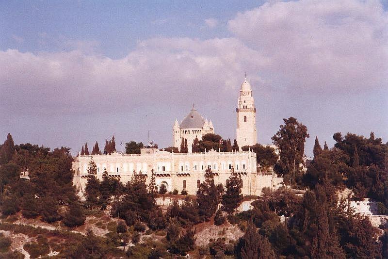 Dormizion-abbey