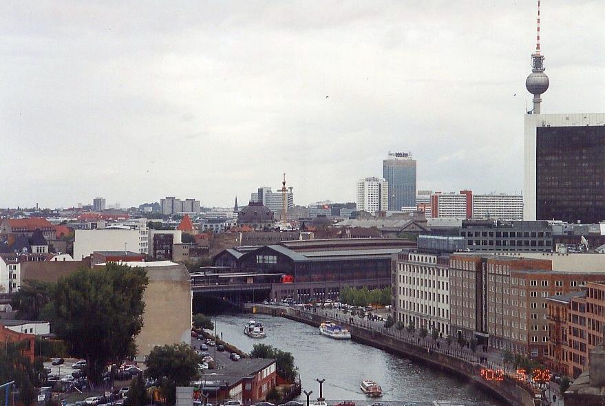 Berlin sverhu