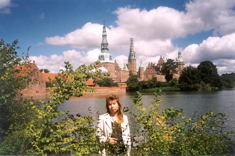 Lena i Fredeiksborg