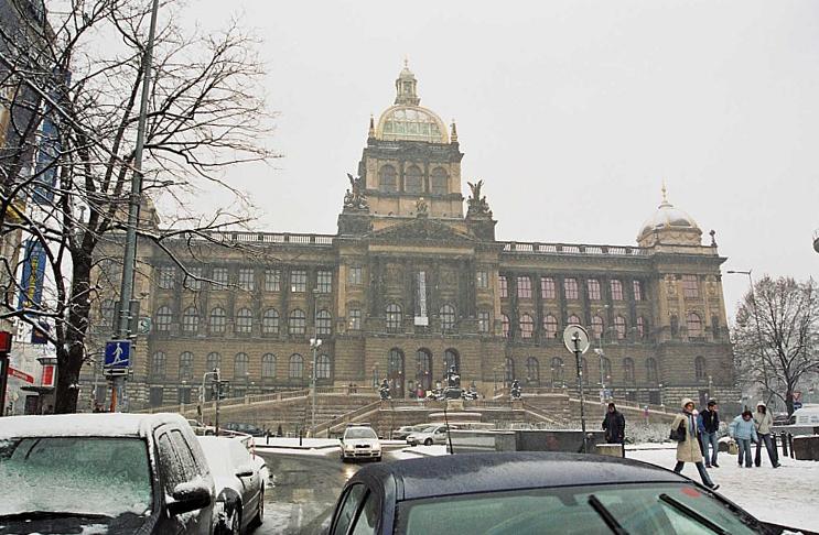 Vaclavskaya-square