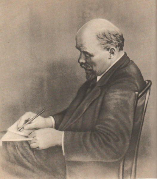 Ленин на IV конгрессе Коминтерна 5 ноября -5 декабря 1922 года