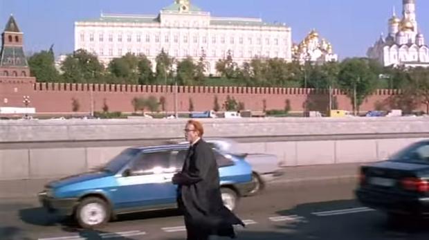 18 (Благовещенская башня, Большой Кремлёвский дворец, Благовещенский собор, Архангельский собор, Колокольня Ивана Великого)