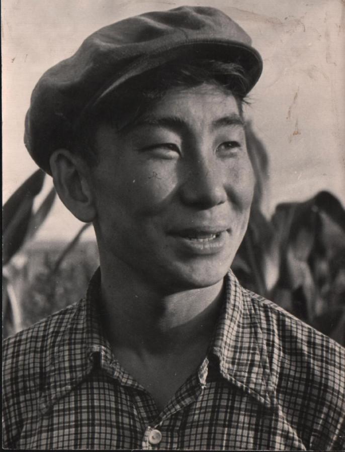 Кукурузовод из Улан-Одон Степан Хуриганов в 1960 году.jpg