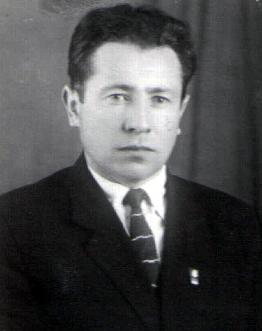 Ю.Н.Голубинский, 1 секр. Аг. окружк. ВЛКСМ 1957-1960.jpg