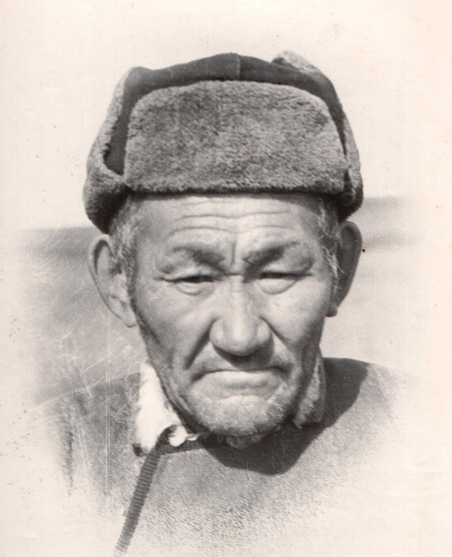 Бадмаев Цыжип, Аргали. Чабан.jpg