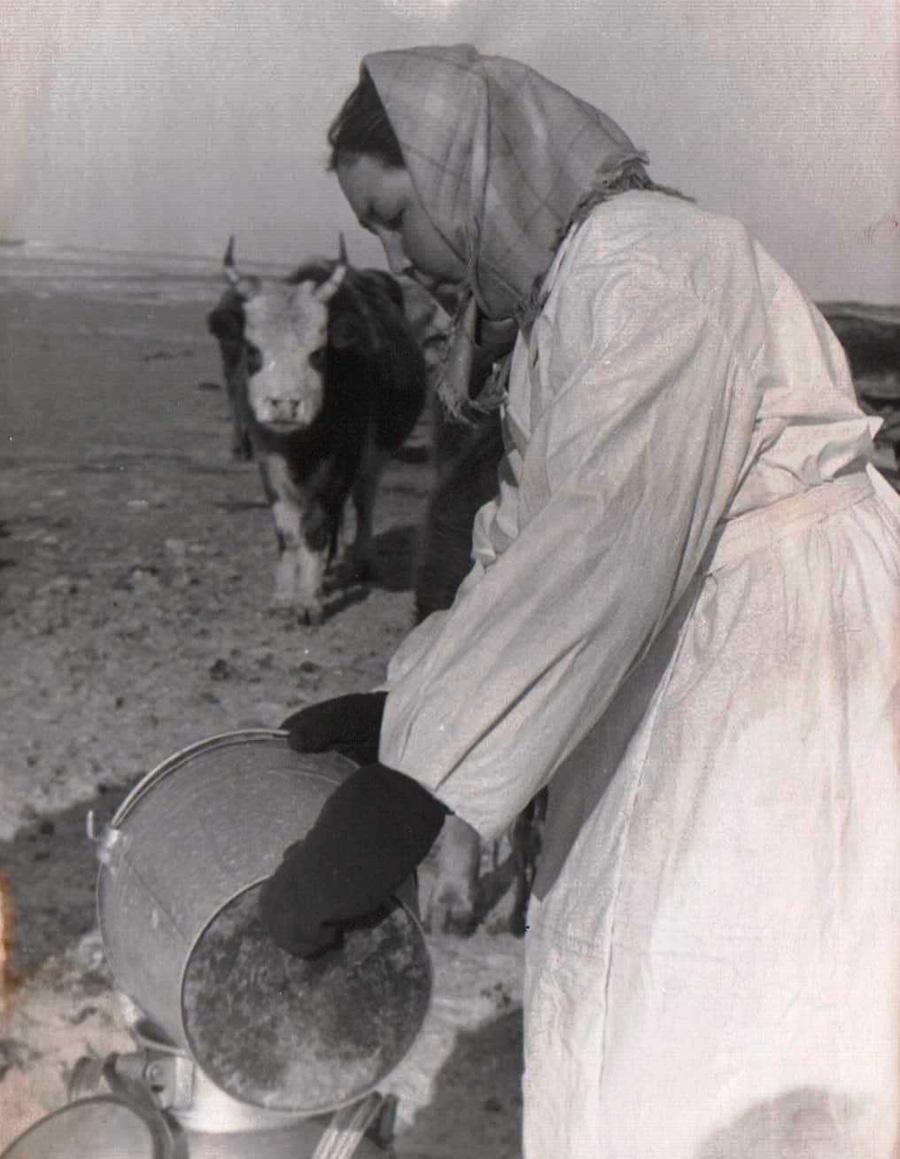 Гомбоева Ц., Гунэй. 1962 г..jpg