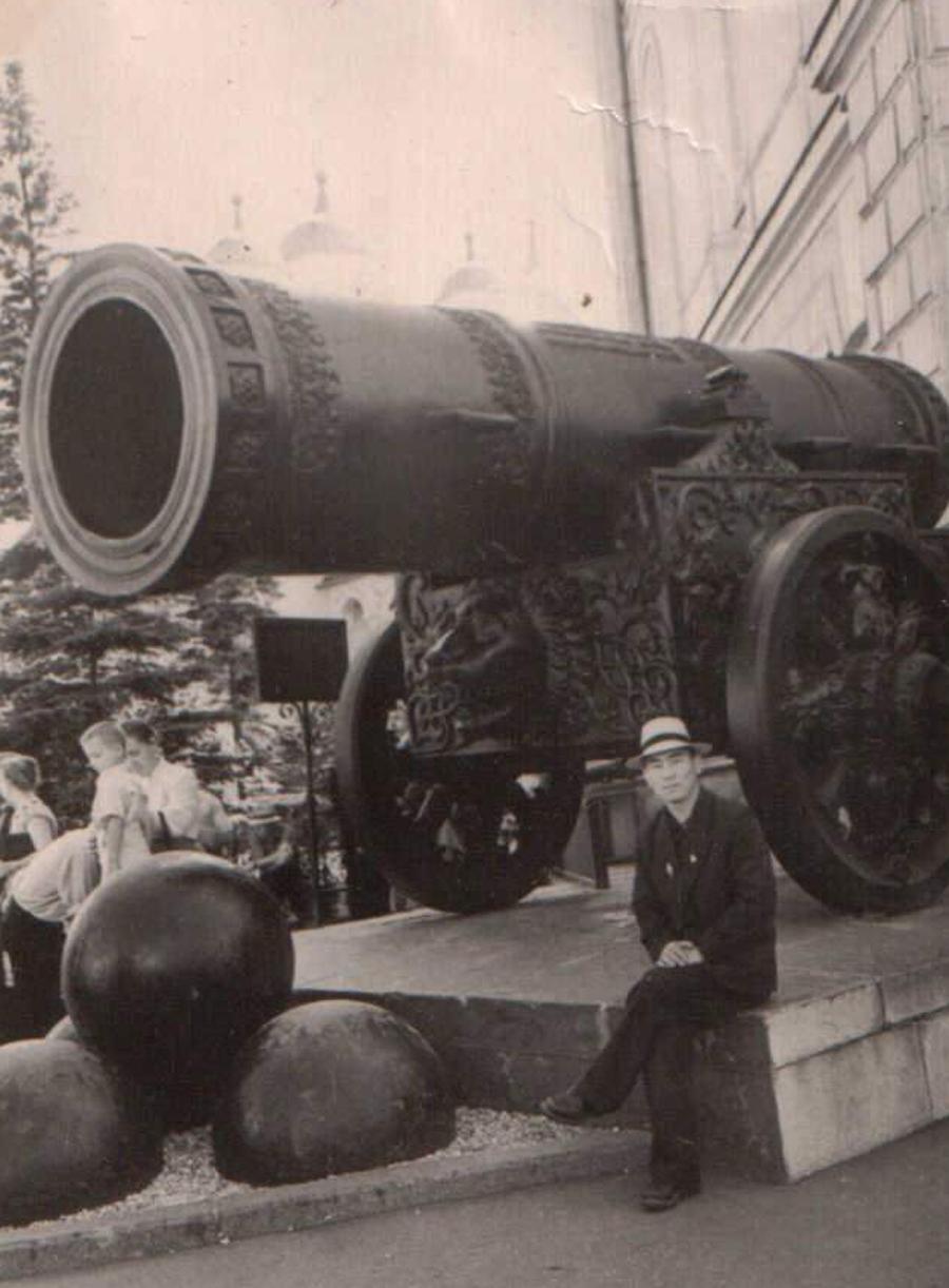 Ц.Б.Тудупов в Москве. 1958 г..jpg