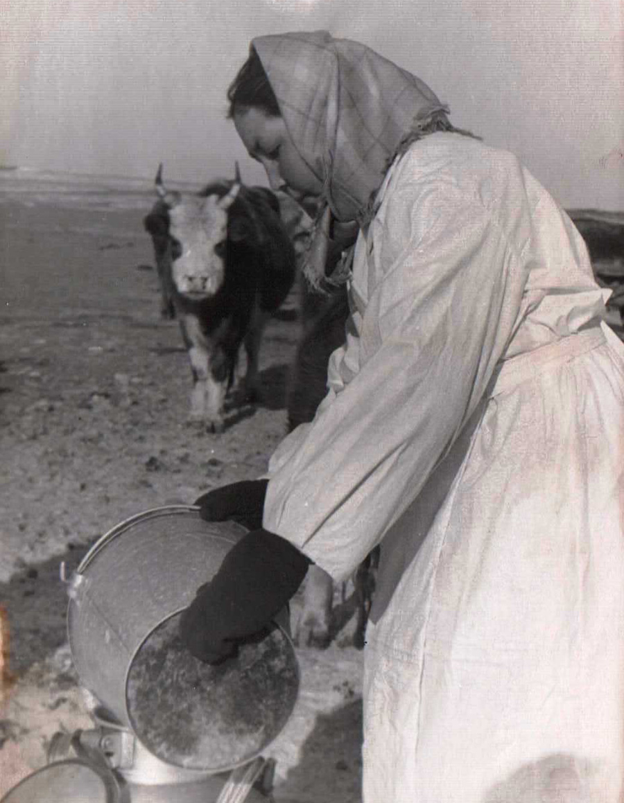 6. Гомбоева Ц., Гунэй. 1962 г..jpg