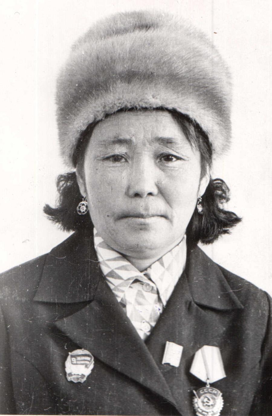 Далаева Долсон, Гунэй. 1978 г..jpg