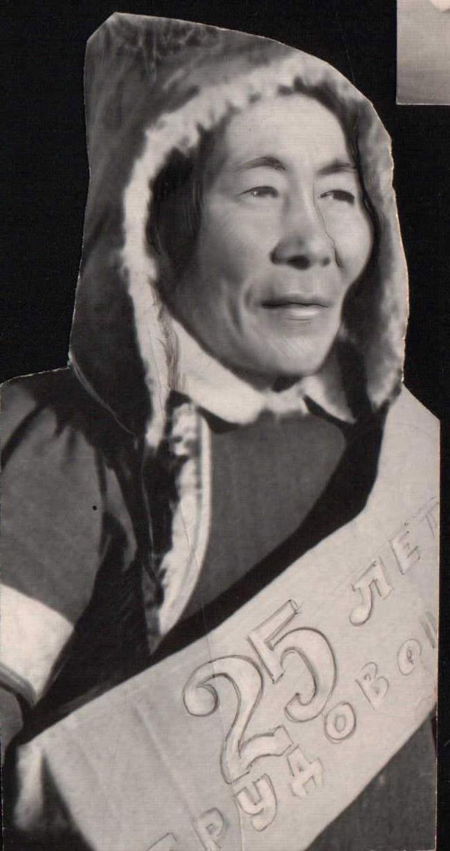 Бадмаева Цындыма, Судунтуй, чабанка. 1961 г..jpg