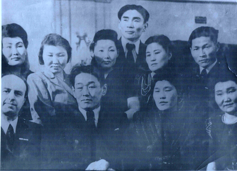 30. Студенты в Москве. 1947 г.jpg