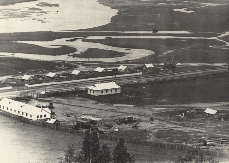 11. Вид с горы Бом. Дэу. 1966 г.jpg