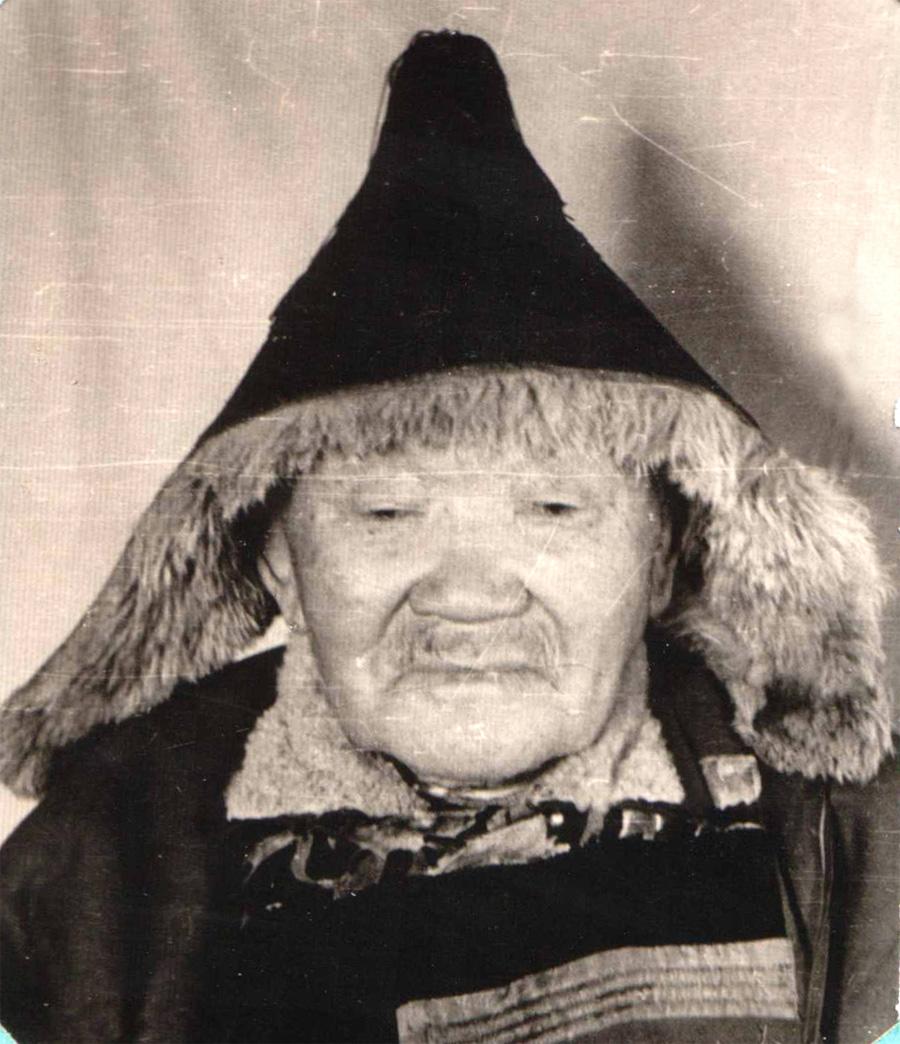 21. Дашиев Вандан (1873-1969) Работал в колхозе имени Д. Дылгырова.jpg