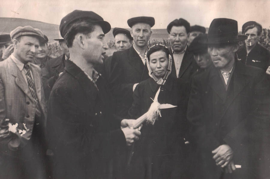 6. Кукурузоводы. 1960 г..jpg