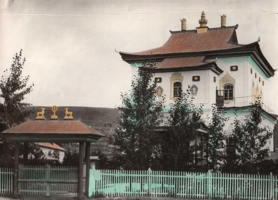 13. Агинский дацан. 1967 г..jpg