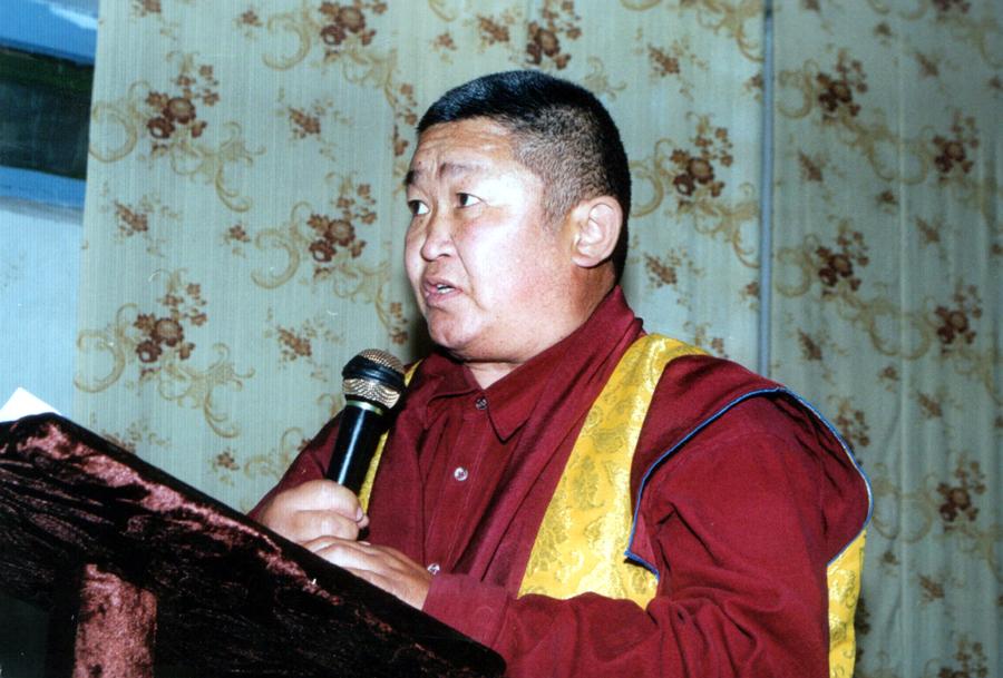 18. Бабу лама, ректор Будд. иститута.jpg