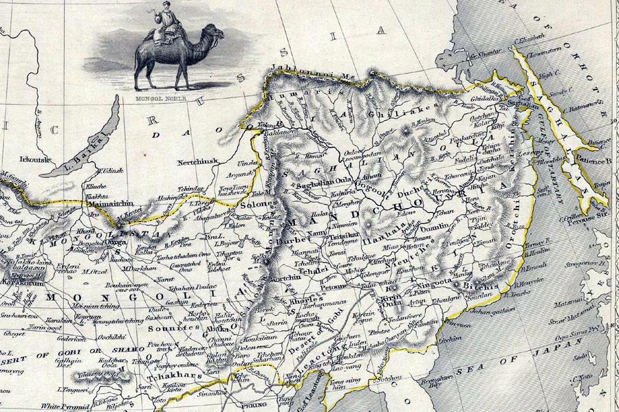 Чахары в Южной Монголии 1851 год.jpg