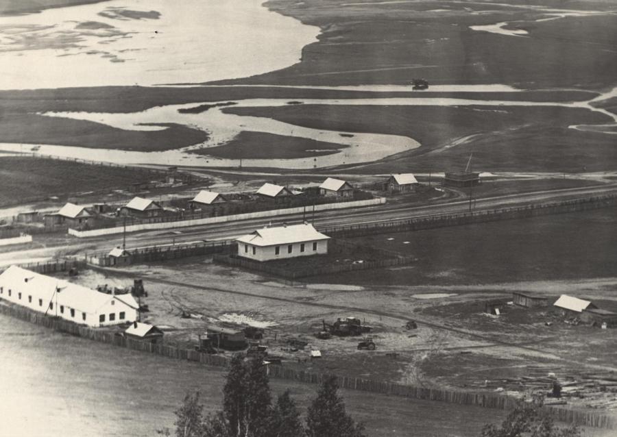 29. Вид с горы Бом. Дэу. 1966 г..jpg