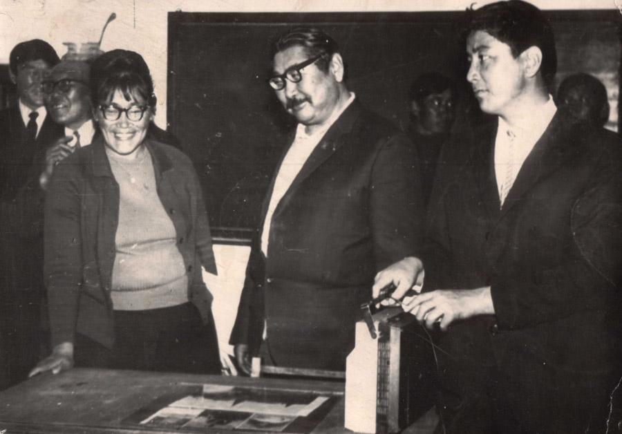 Слева Шуя-Ханда Базарсадаева, Гунга Чимитов, Гарма Цырендашиев.jpg