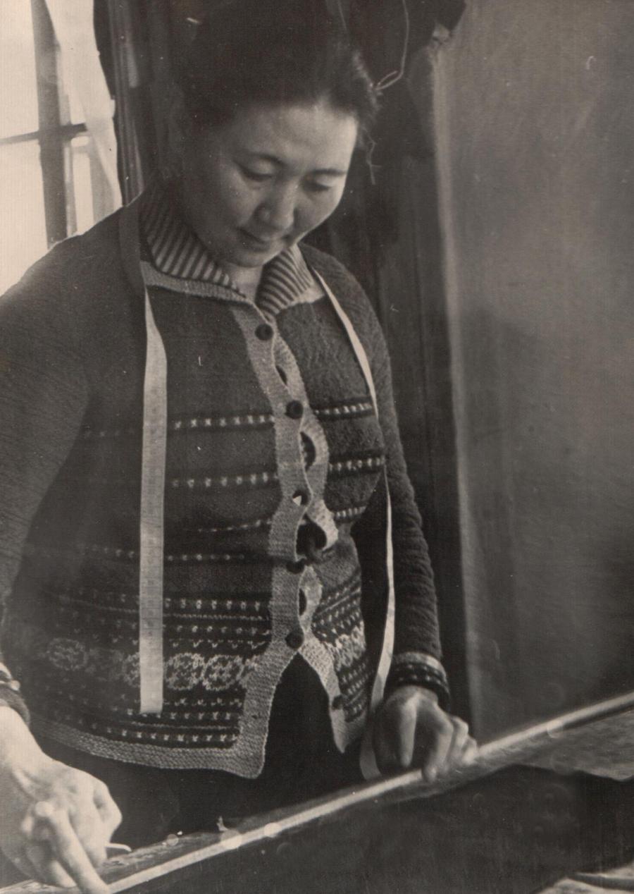 58. Цыденова Долгоржаб, Дульдурга. 1960 г..jpg