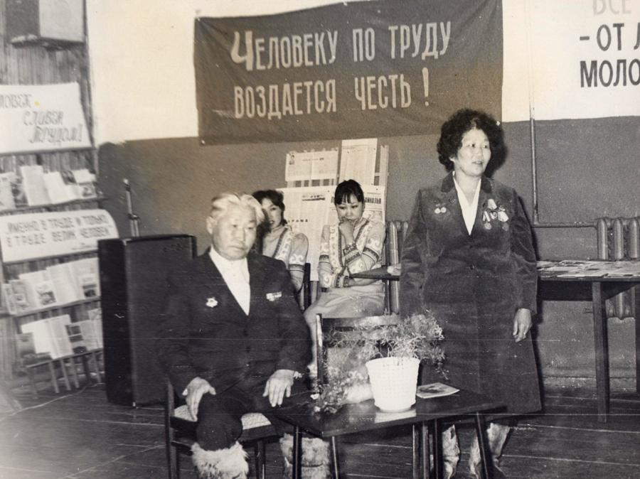 Батожаргалова Дарима и Батоев Ананда, чабаны к-за Калинина.jpg