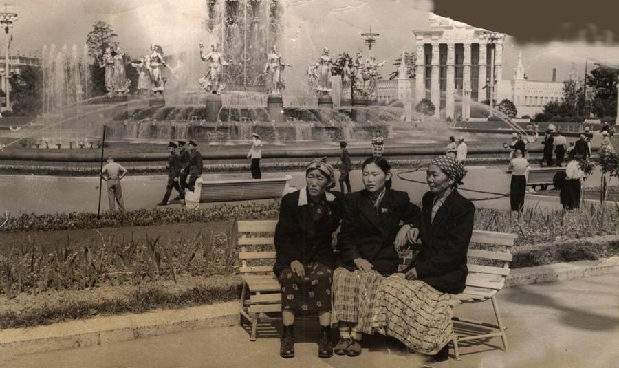 1957 год. Москва..jpg