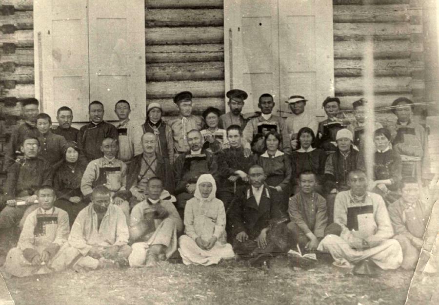 1917. Всебурятские учительские курсы.jpg