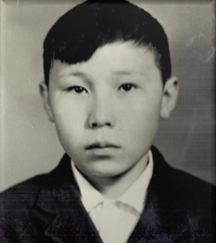 Узон-1. Валерий Шойбонов. 1954.jpg
