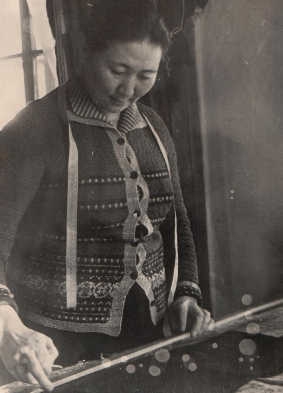 30. Цыденова Долгоржаб, Дульдурга. 1960 г..jpg
