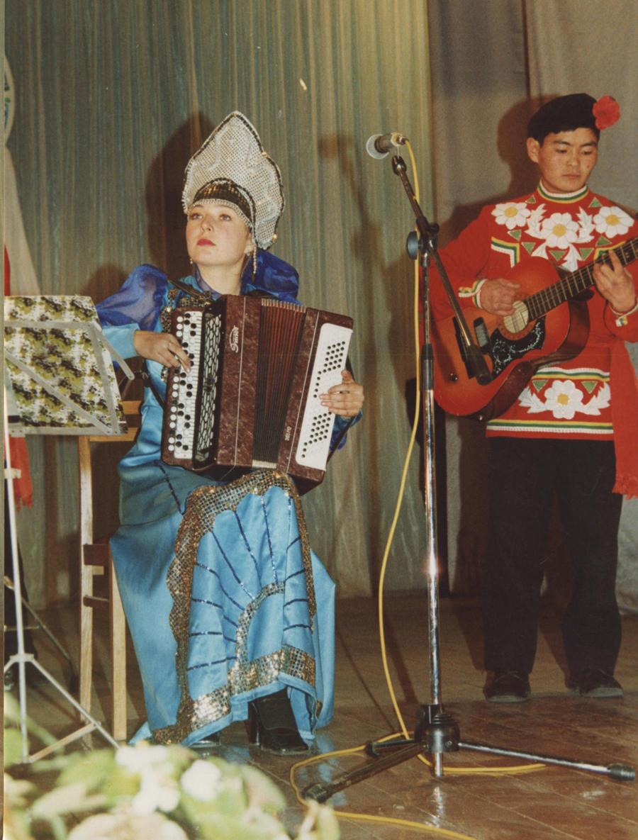 Лерцева Ирина Дульдурга. 2002 г. Играй гармонь.jpg