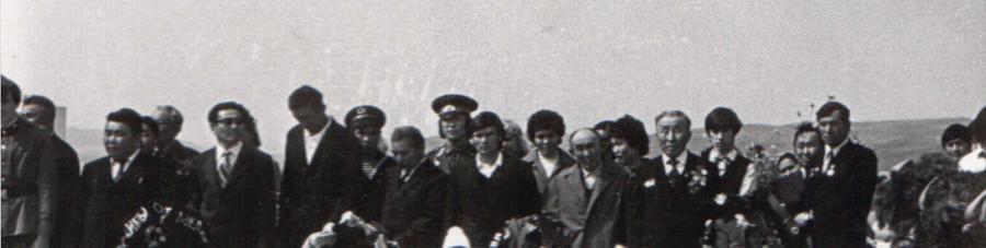 1943 год, 23 мая. Дар Ринчинову.jpg