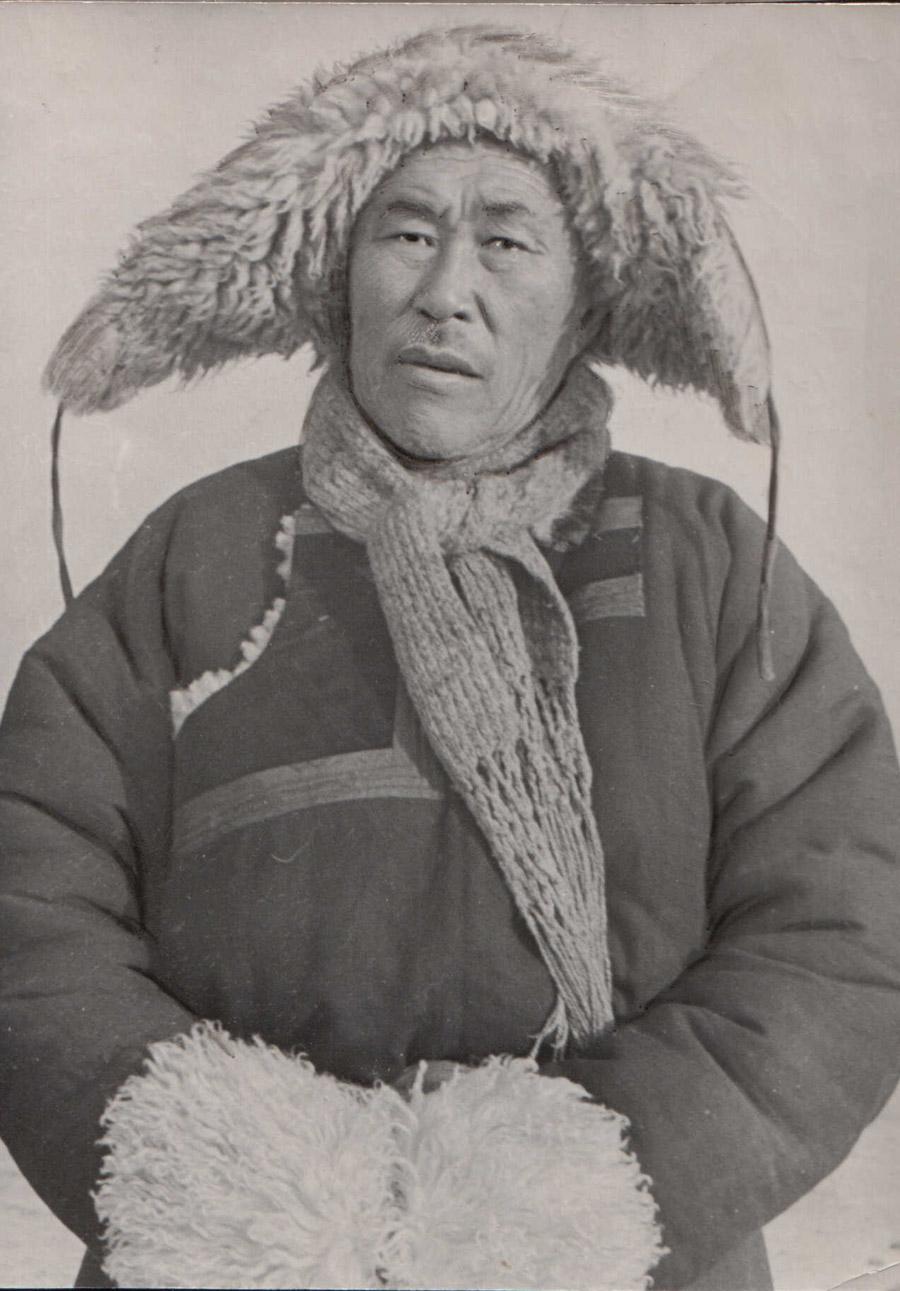 Очиров Дугаржаб, 1959 он. Будлан.jpg