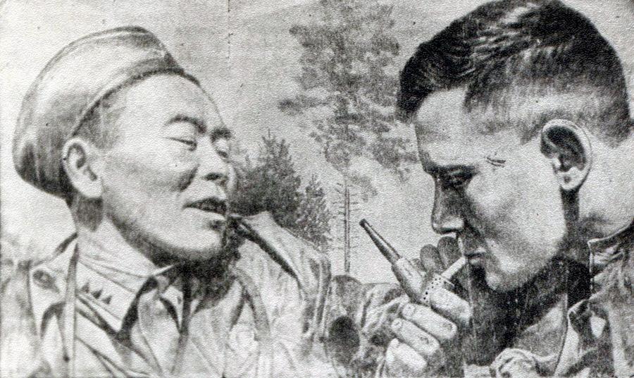Знатные снайперы Номоконов и Канатов Б..jpg