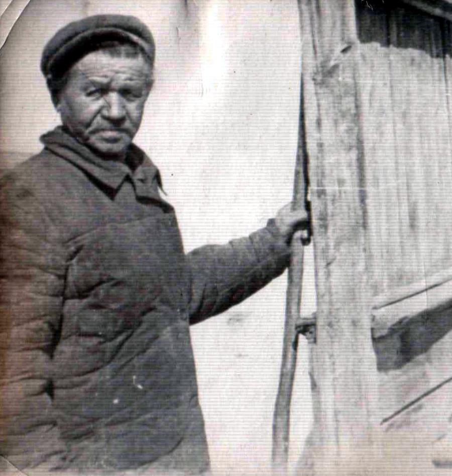 Попов Иван Александрович, Орден Ленина.jpg
