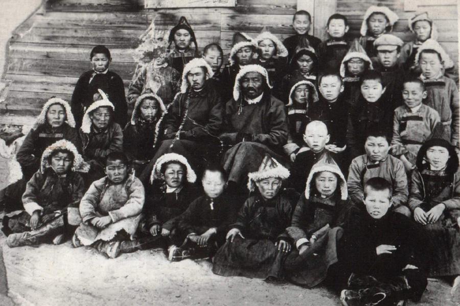 16. Дети. 1920 или 1930 годы.jpg